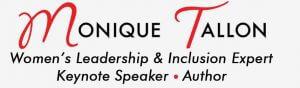 monique tallon women's leadership and inclusion expert