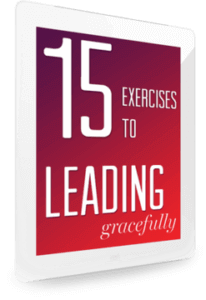 exercises to leading gracefully for women
