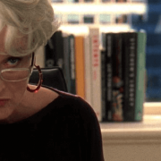 the devil wears prada movie scene