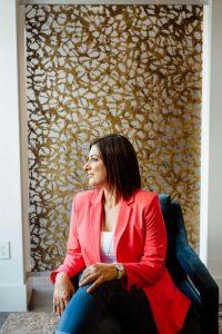 women in leadership roles - Monique Tallon